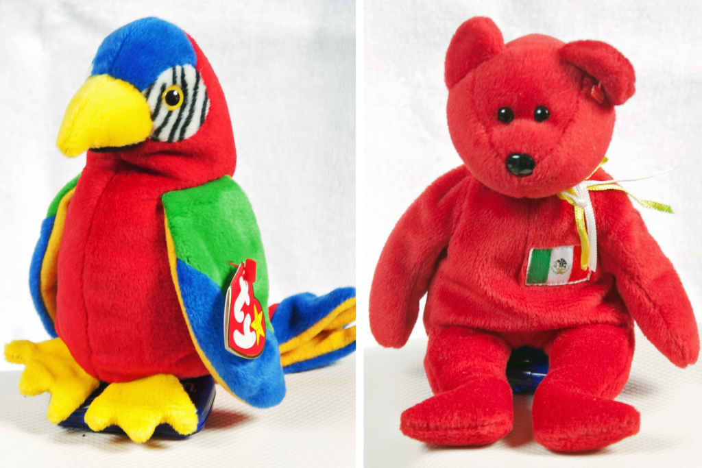 Your Childhood Beanie Baby Could Be Worth Up To $10K