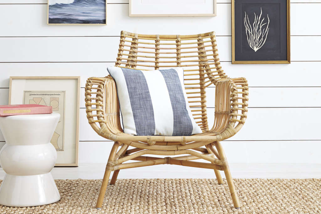 12 Really Good Looking Wicker & Rattan Chairs