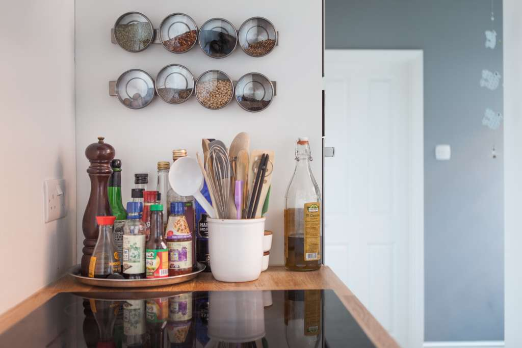 5 Tips for Organizing Your Spices
