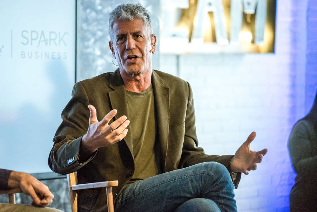 Here's How to Make Anthony Bourdain's Favorite Pasta at Home