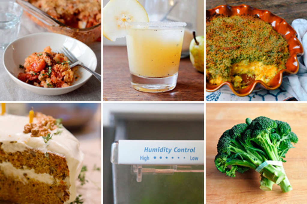 20 Ways to Eat Fall Veggies, The Proper Way to Eat a Cupcake & Best Fall Cocktails