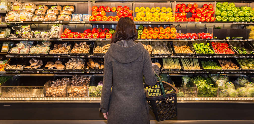 You've Gotta See This Comparison of US and UK Grocery Stores