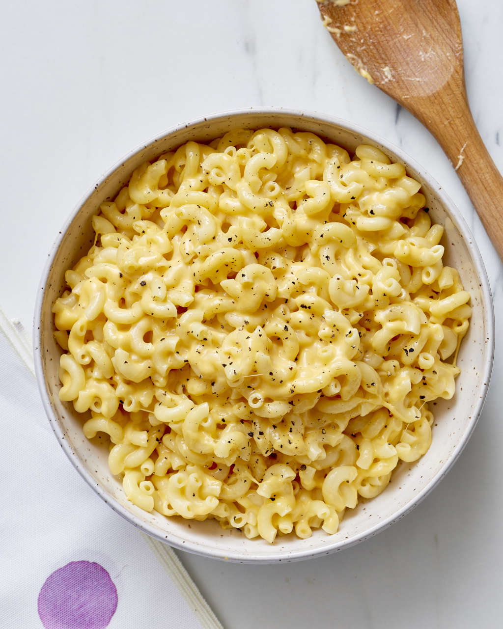5-Ingredient Stovetop Mac & Cheese Is Ready in 15 Minutes