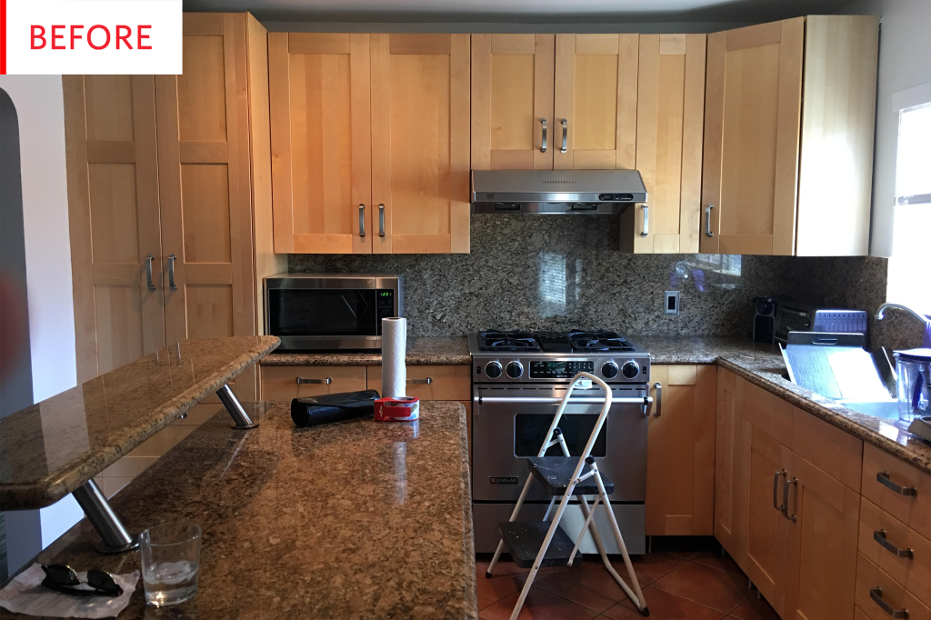 Before and After: A Perfectly Fine Kitchen Is Now Perfect