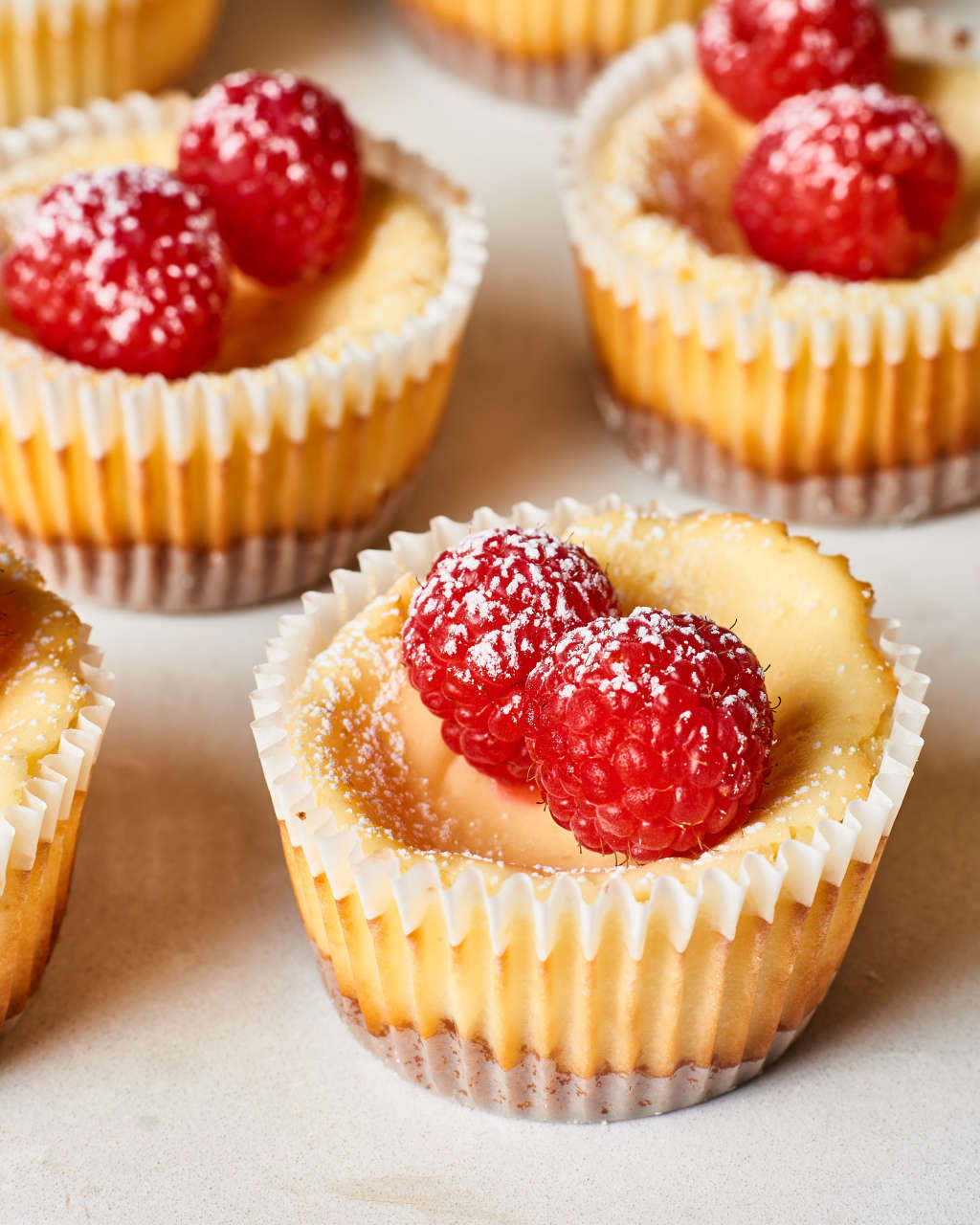 These Mini Cheesecakes Couldn't Be Easier