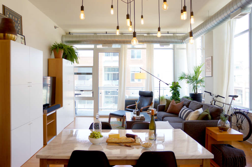 House Tour A Blank Slate Turned Eclectic