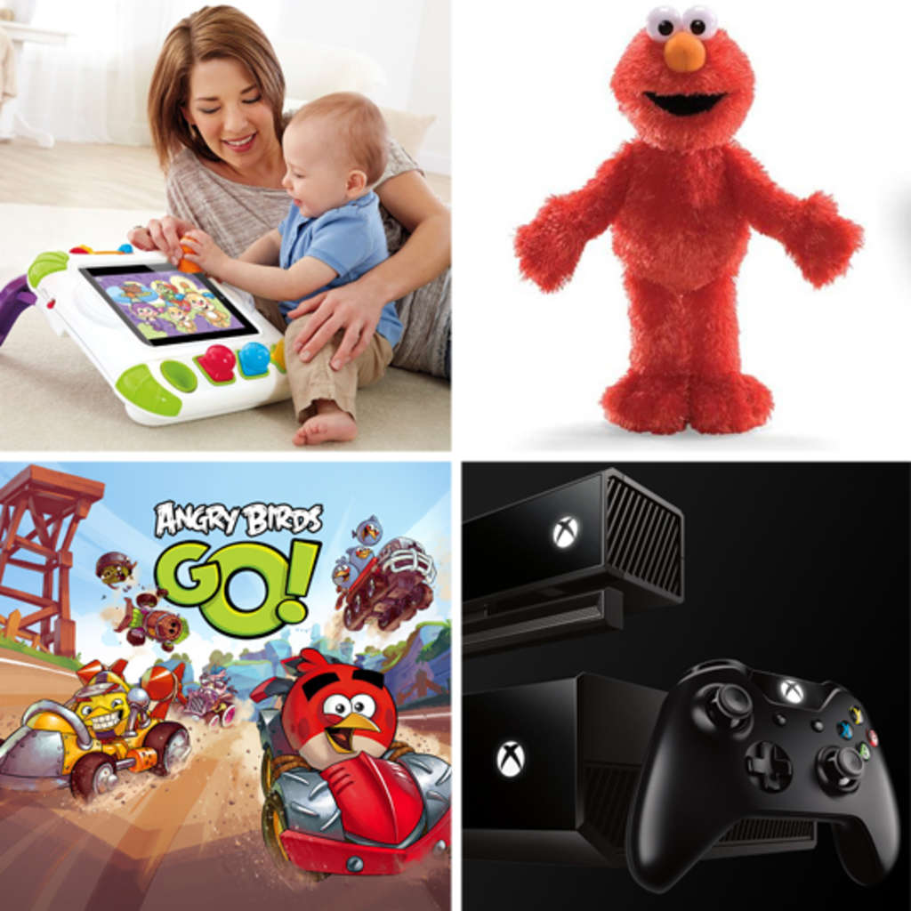 Christmas Shopping for the Kids: Toys for Toddlers to Teens