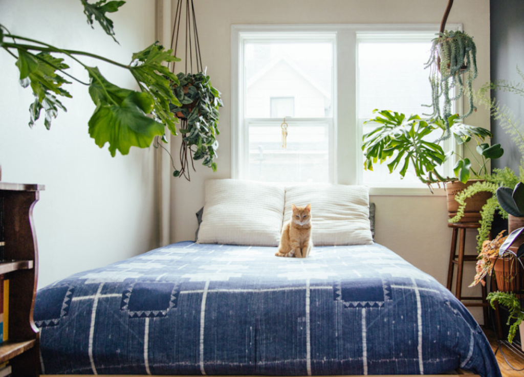 So Your Bedroom's Not Much Bigger Than Your Bed: Here's How to Make it Work
