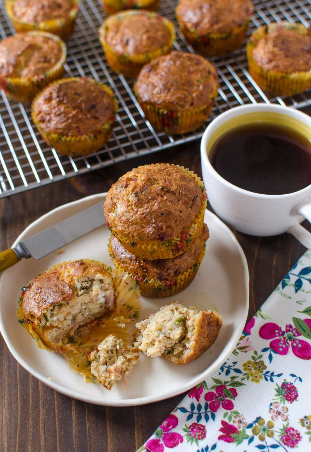 10 Muffin Recipes for a Perfect Portable Breakfast