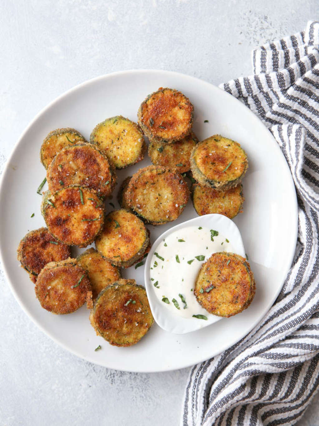 These Zucchini Chips Are Going to Be Your New Favorite Snack