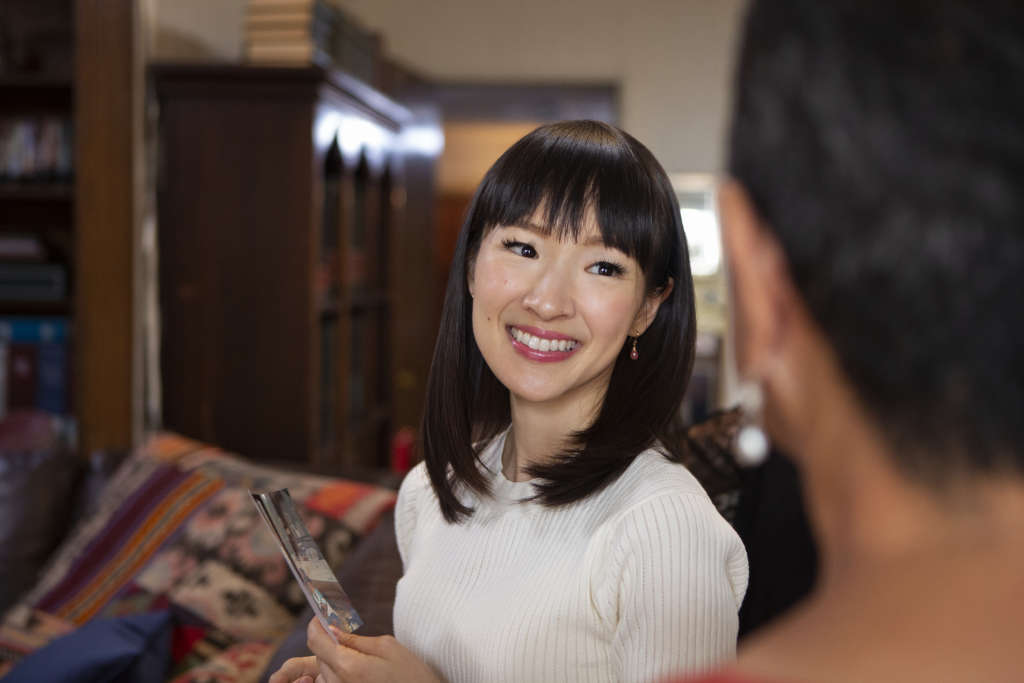 Marie Kondo's Best Advice for Dealing with Sentimental Clutter