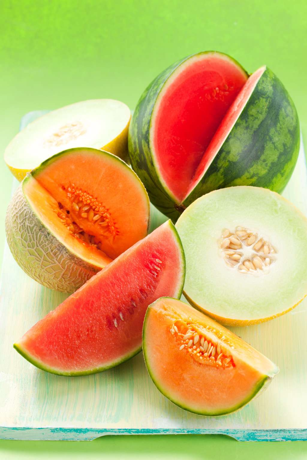 5 Tips for Picking a Perfect Melon