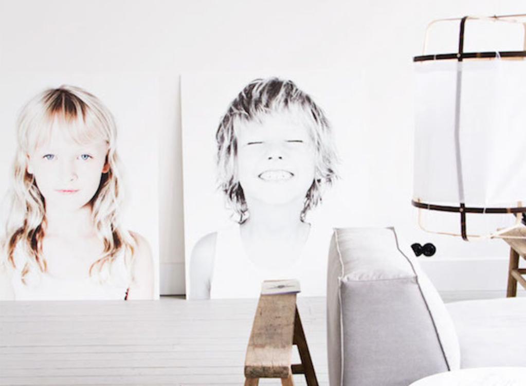 7 Larger-Than-Life Art DIY Ideas (On a Little Budget)