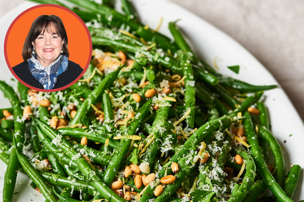 I Made Ina Garten's Famous Green Beans; Here's My Review