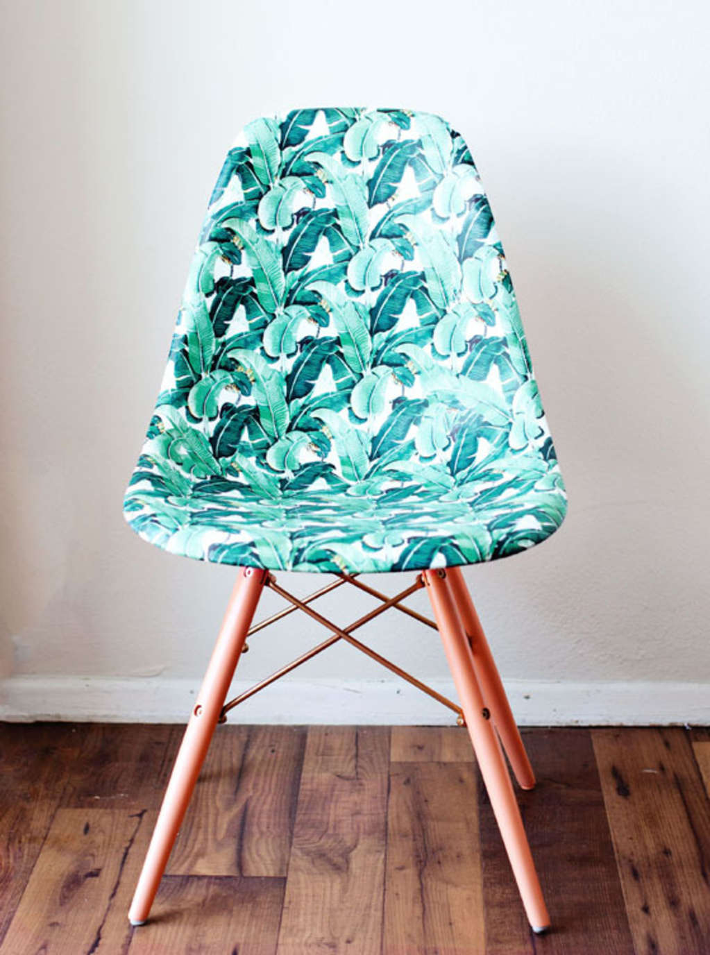 DIY Projects: Mid-Century Shell Chair Updates