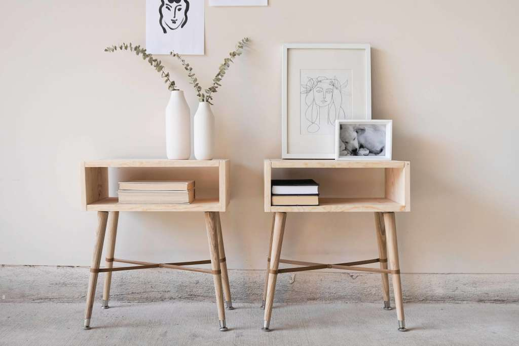 Yes, Virginia, You Can Build Your Own Nightstands