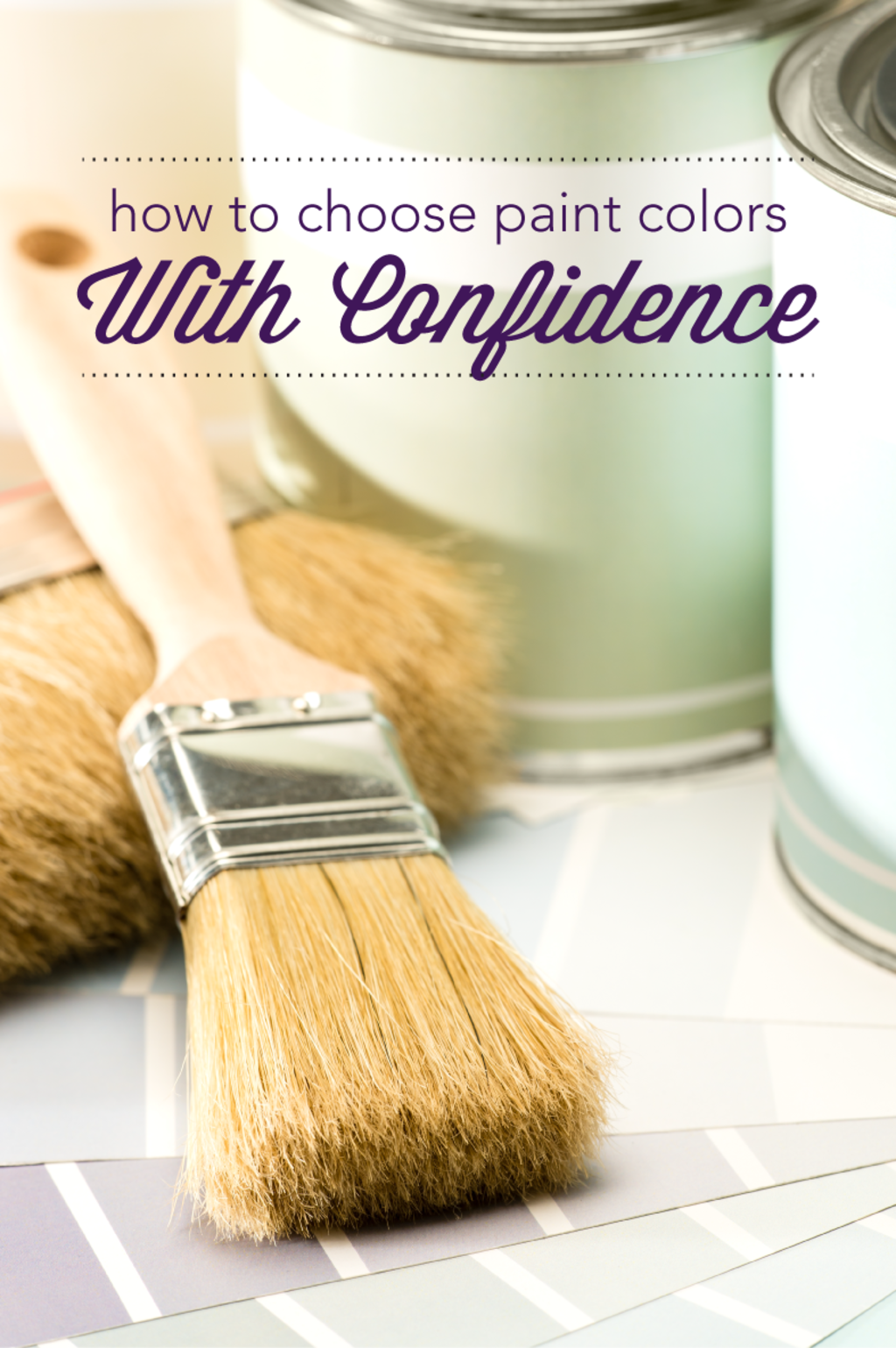 How To Confidently Choose Paint Colors: Mark\'s Foolproof Methods ...
