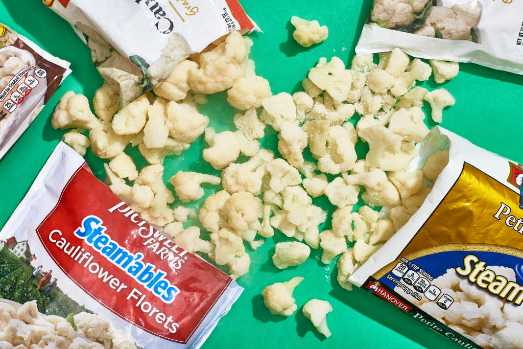 10 Ways to Make a Meal Out of a Bag of Frozen Cauliflower