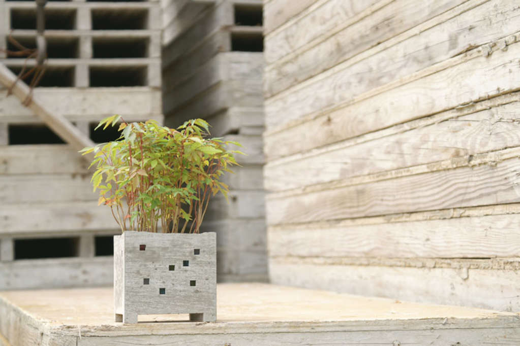 These Apartment-Shaped Planters Are High-Rise Homes For Your Greenery