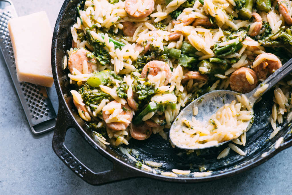 Save Your Weeknight with These 30-Minute Skillet Meals
