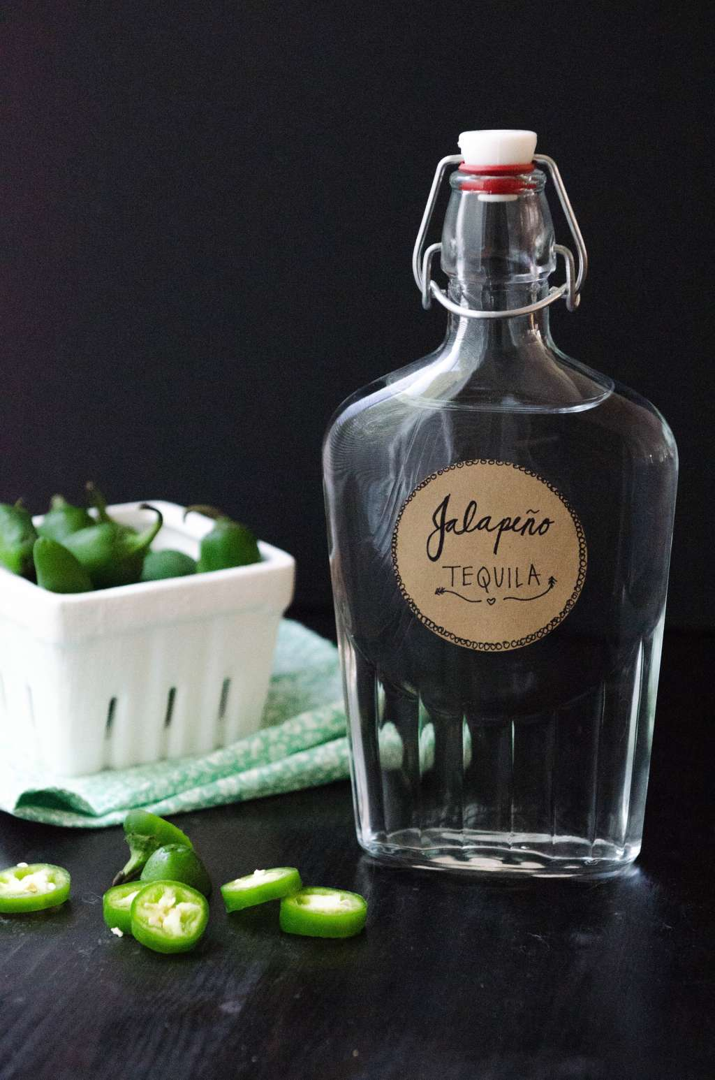 A Last-Minute Gift for Your Host: Jalapeño-Infused Tequila!