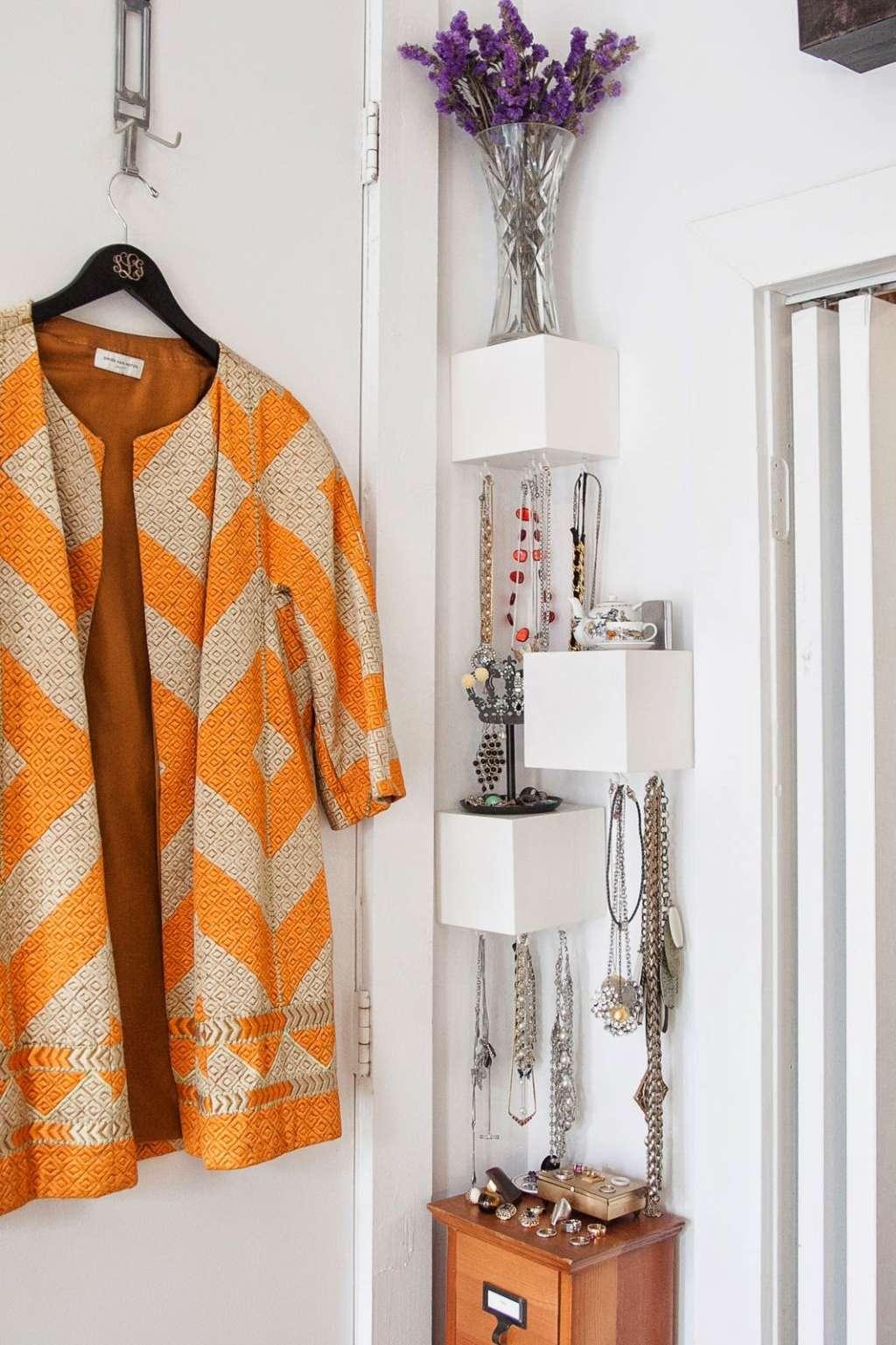Behind the Door Storage Ideas