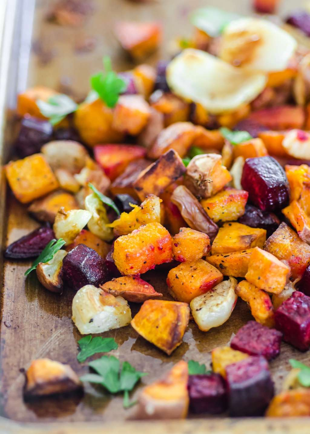 The Best Way to Roast Any Type of Vegetable