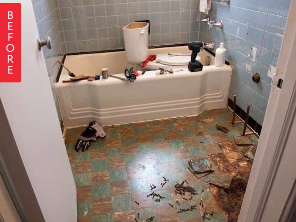 Preserving Vintage Bathroom Tile: Remodeling Ideas   Apartment Therapy