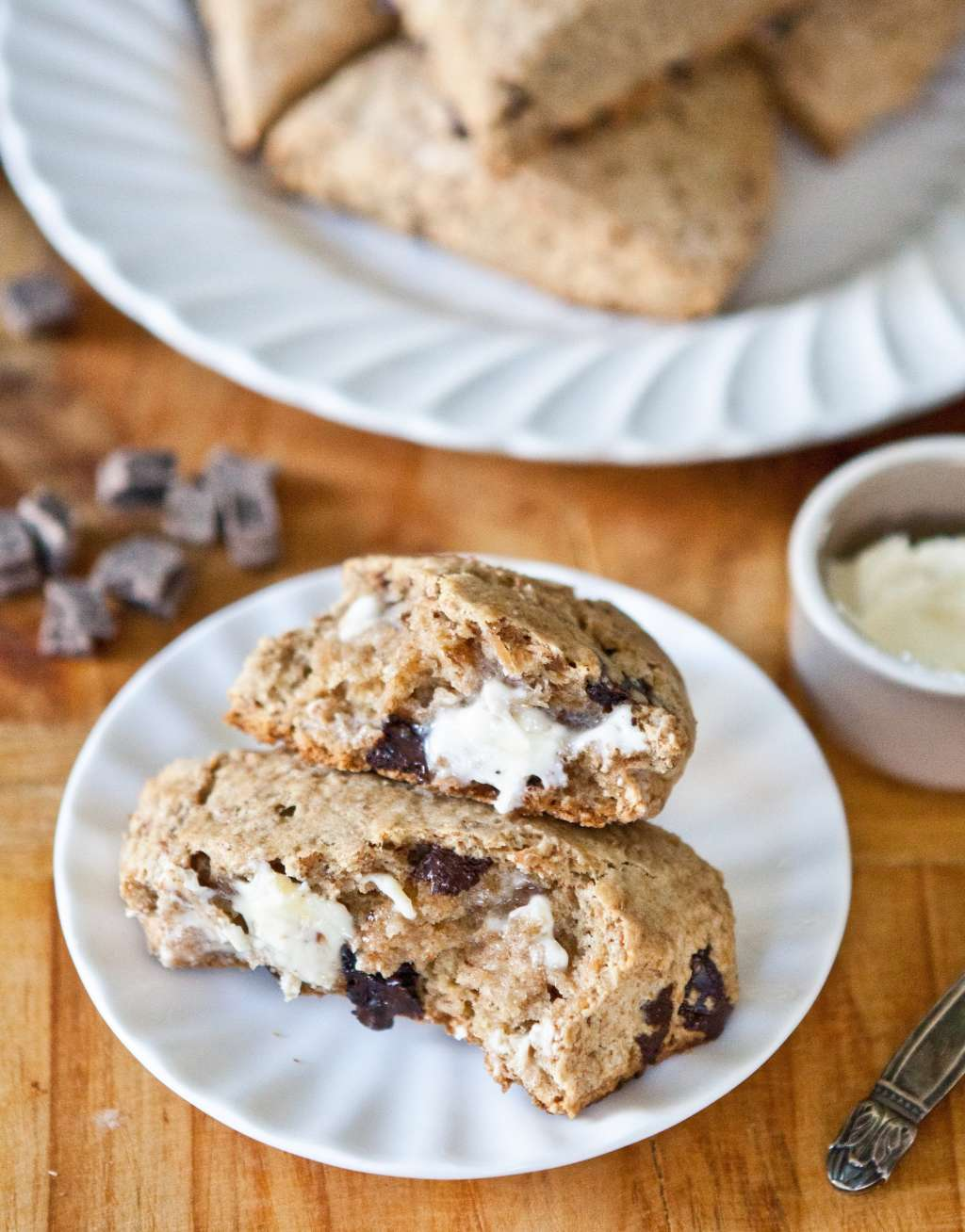 how to make date and wheaten scones