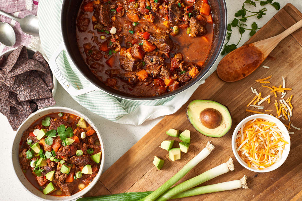 7 Ways to Make Really Good Chili Any Way You Like It