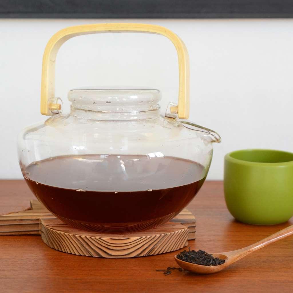 How To Brew Black Tea   Kitchn