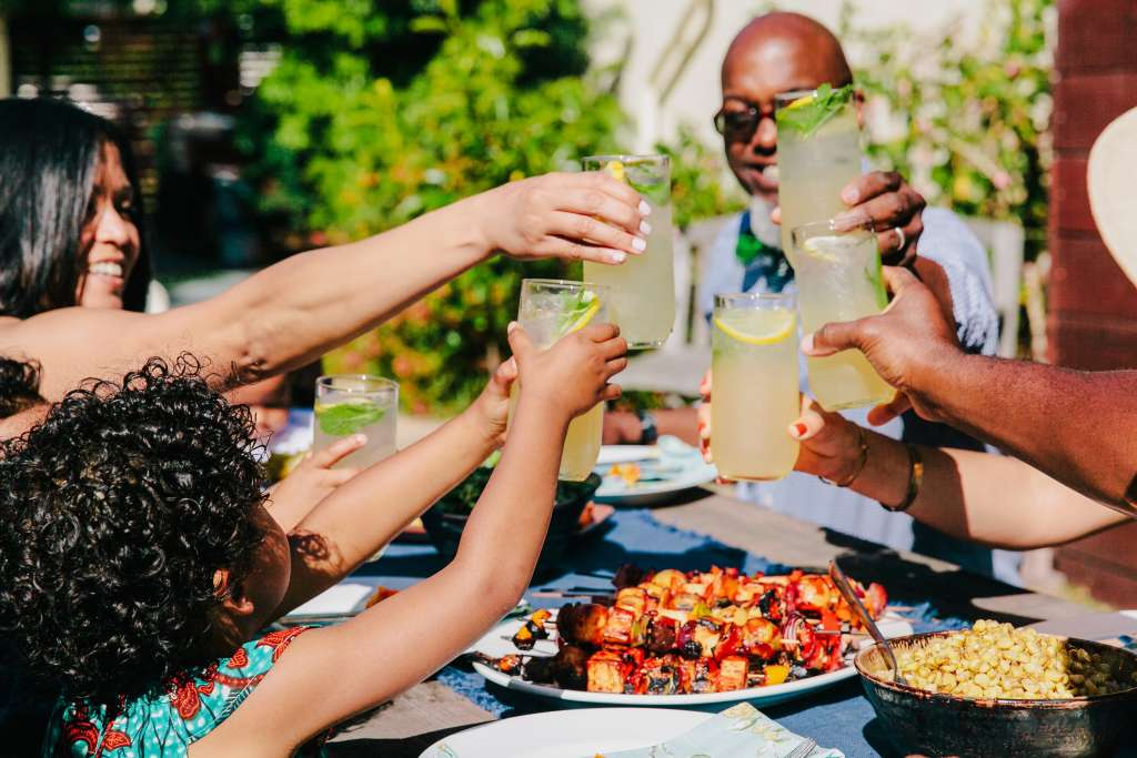 A Family-Friendly Menu for Your Summer Pool Party