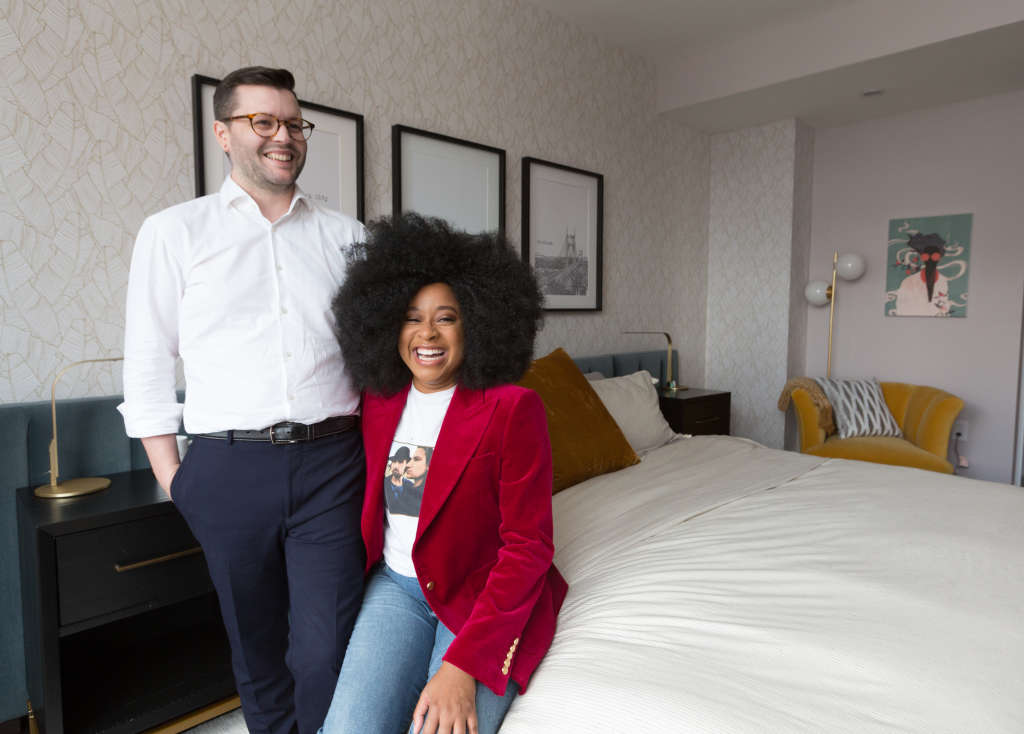 Tour Phoebe Robinson's Dope Brooklyn Apartment
