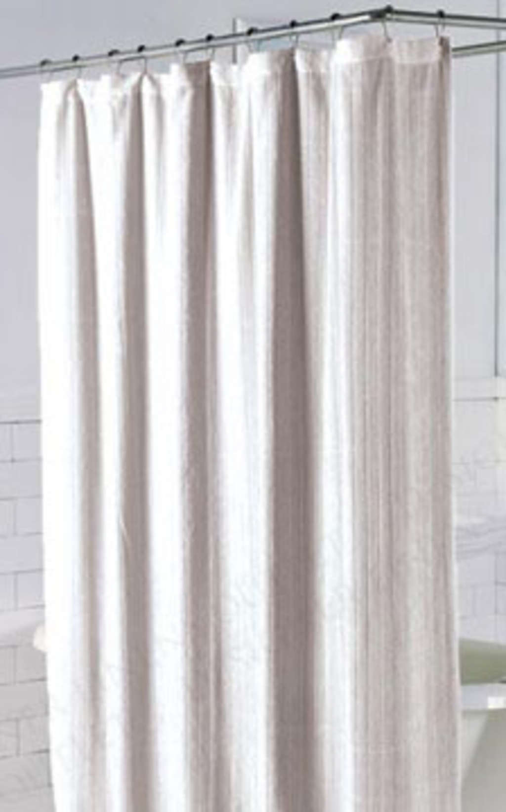 How To Clean Shower Curtains With Vinegar