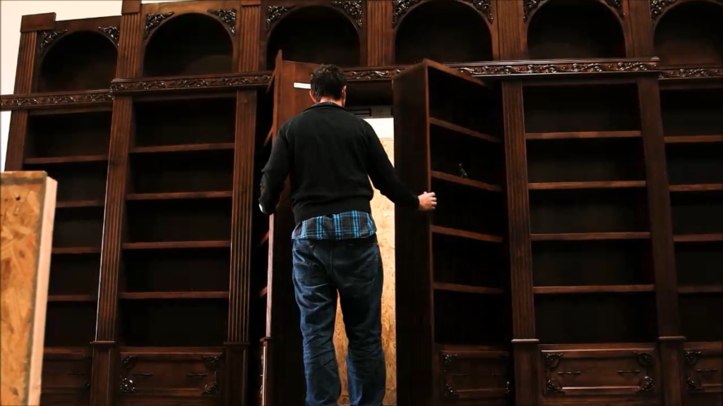 Ever Wanted A Secret Hidden Door? This Company Makes Them
