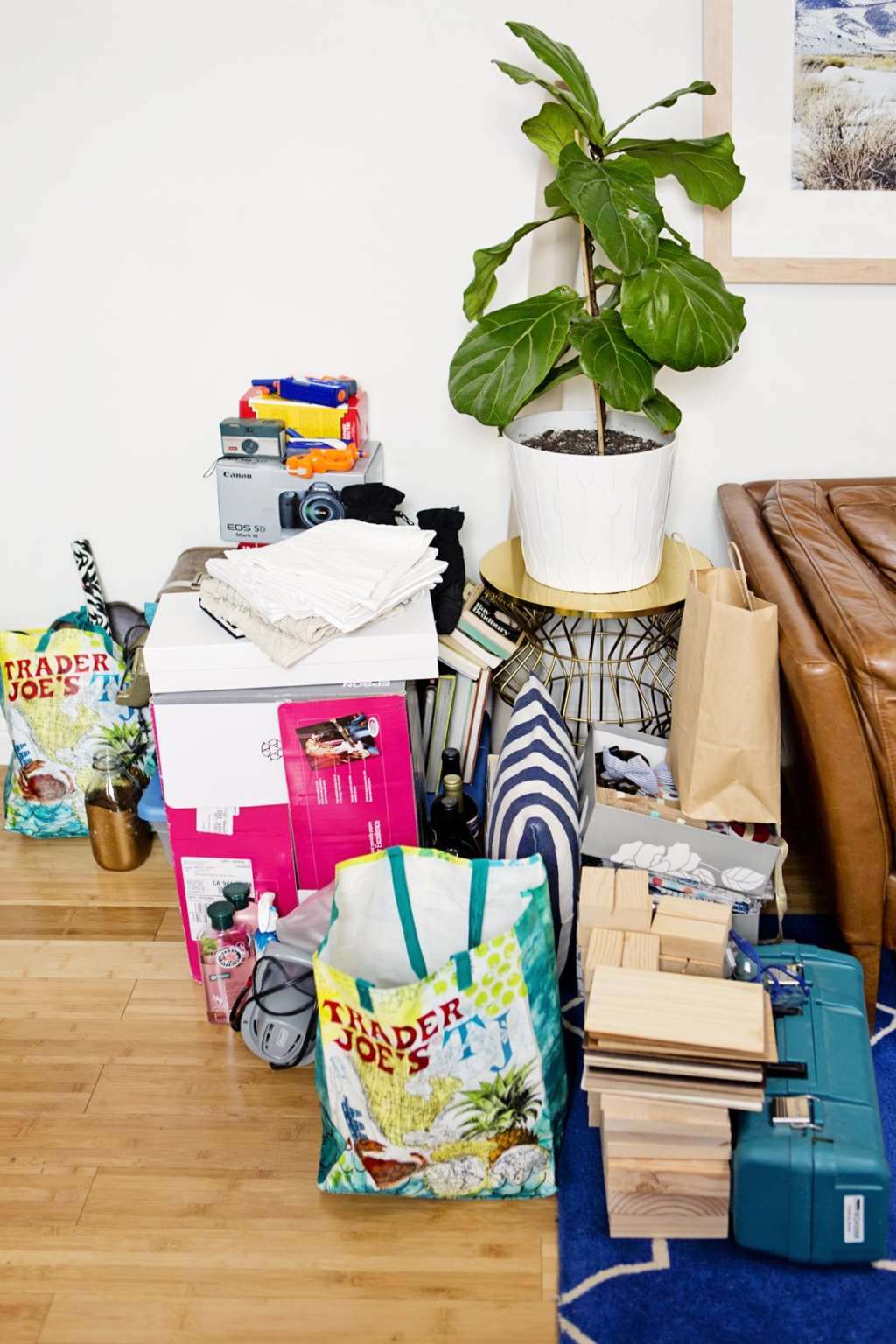 The Messy Myth: Is Being Organized Really Always Best?