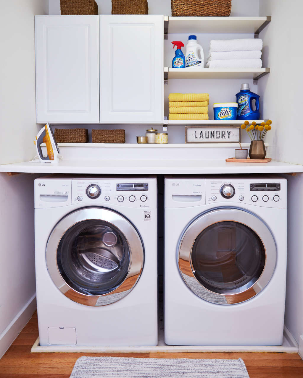 How to Start Loving Your Laundry Room
