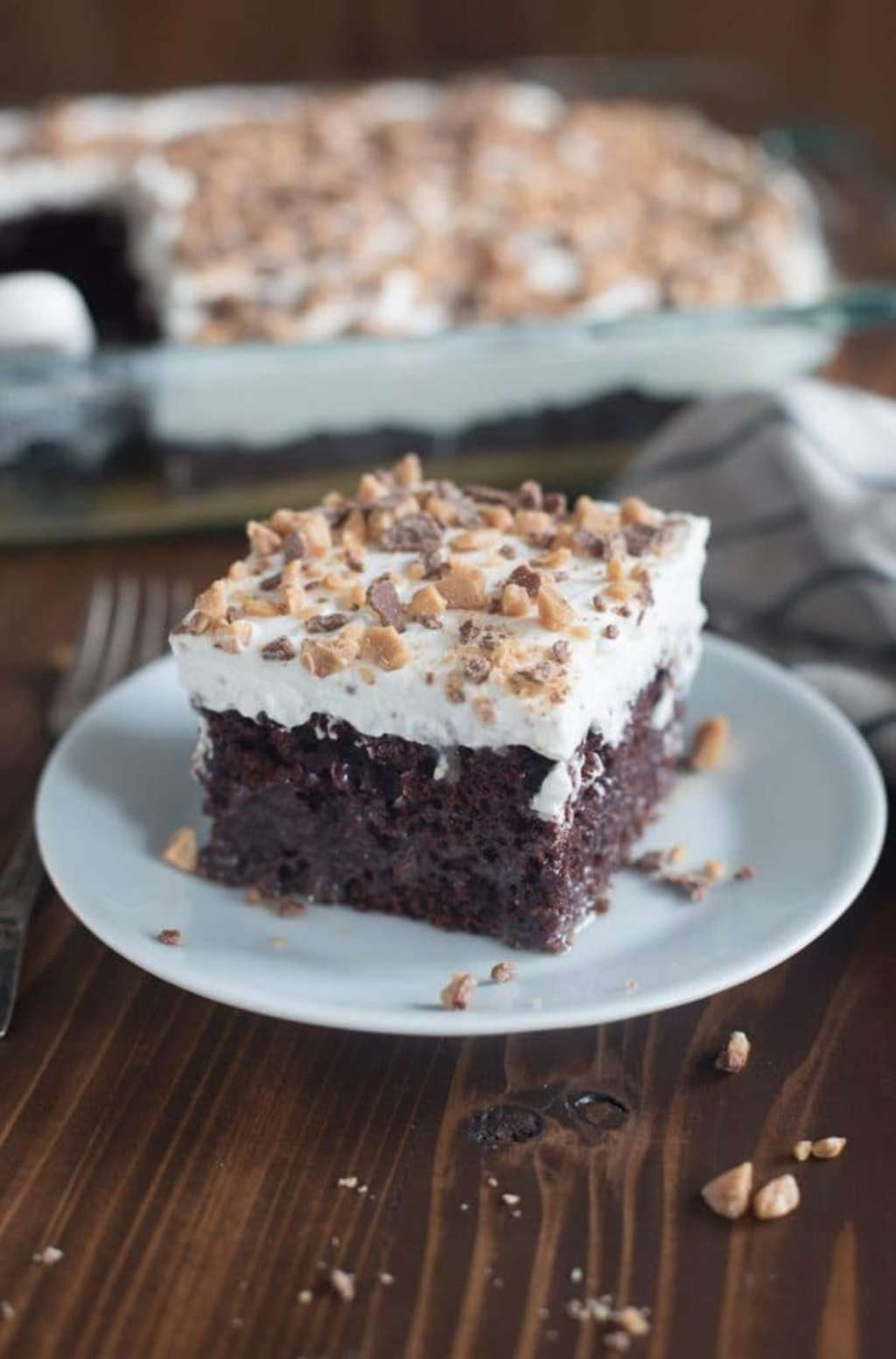 This Is the Most Popular Cake Recipe on Pinterest