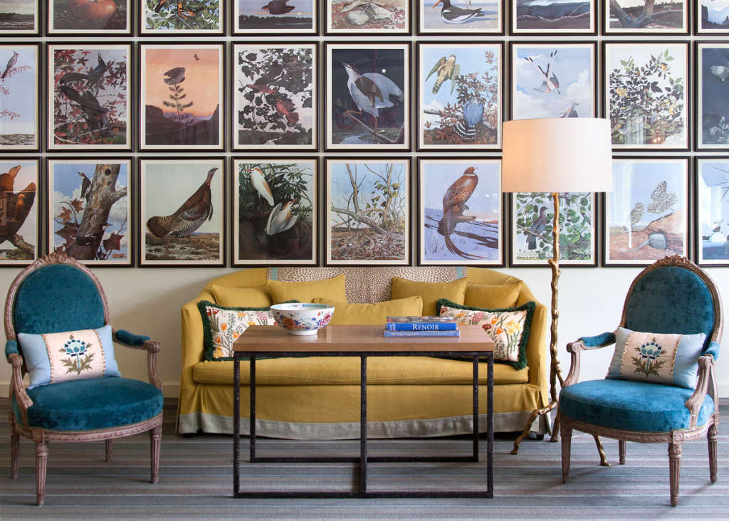 How to Make a Gallery Wall Look Timeless