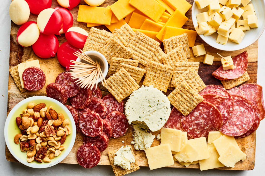 My Favorite Way to Build a (Budget-Friendly) Cheese Board