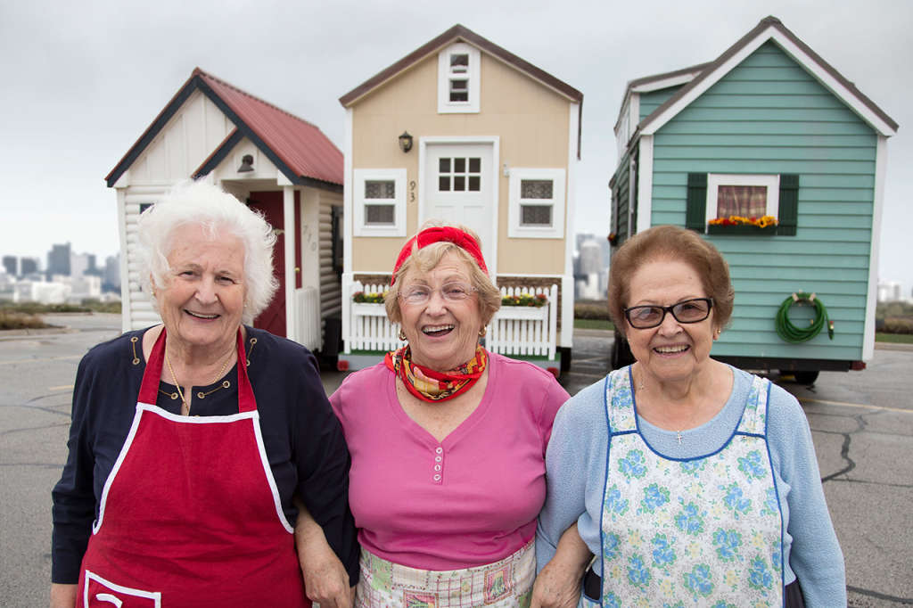 For Some Seniors, Tiny Houses Are The New RV