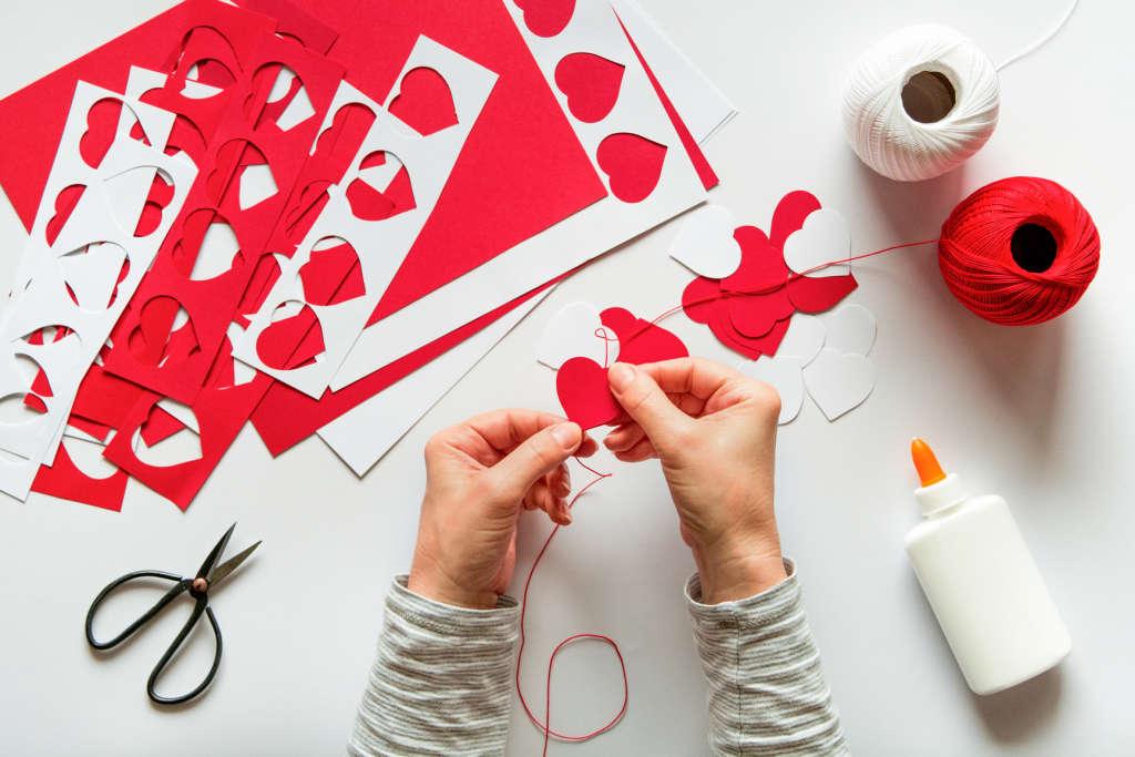 The Cutest Valentine S Day Crafts On Pinterest Kitchn