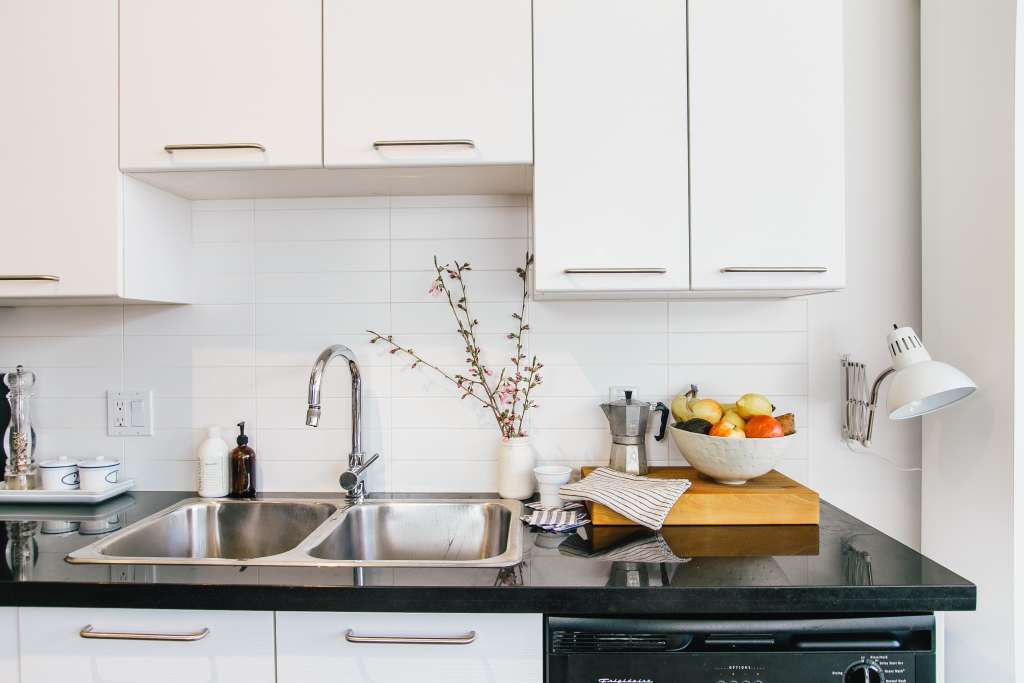 what to do when your kitchen sink is clogged get rid of stinky kitchen sink smells kitchn 2271