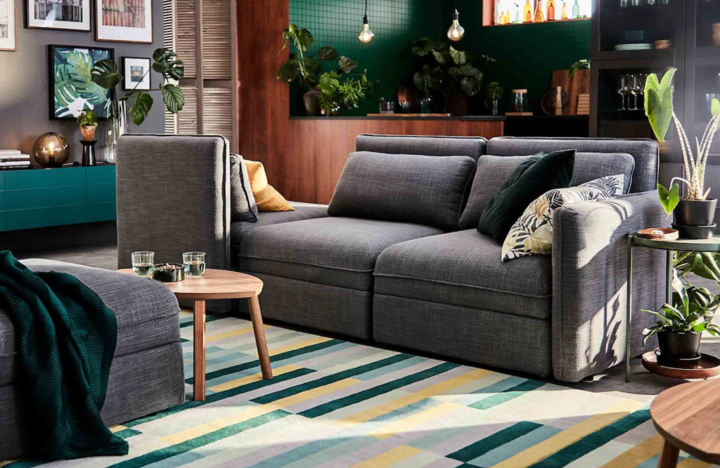 10 Essential IKEA Pieces for Small Living Rooms
