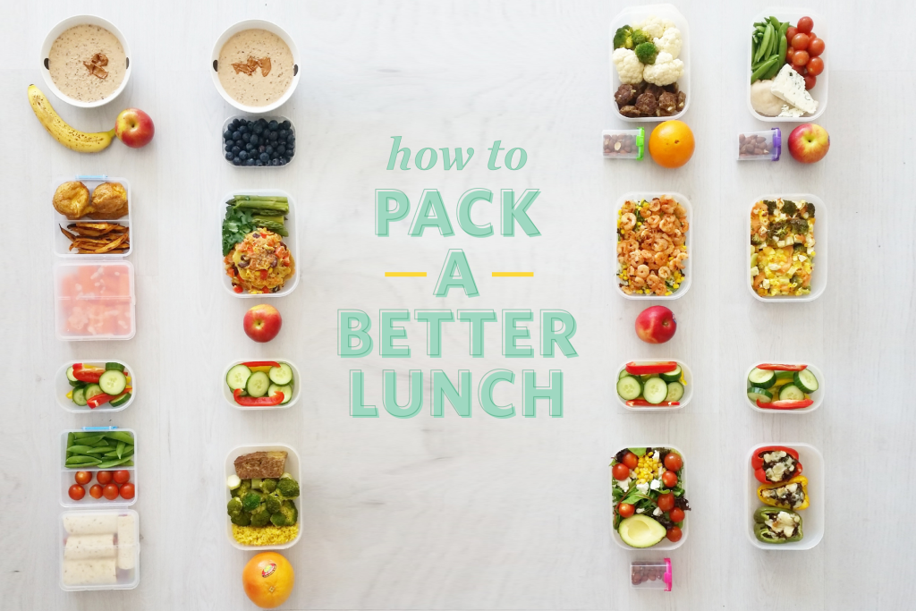 10 Photos That Will Help You Pack a Better Lunch