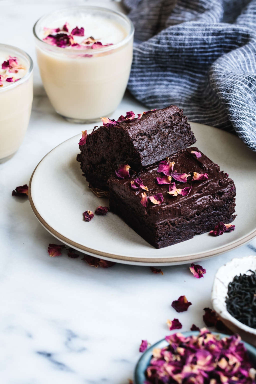 Tell Someone You Love Them with These Rich, Fudgy Brownies