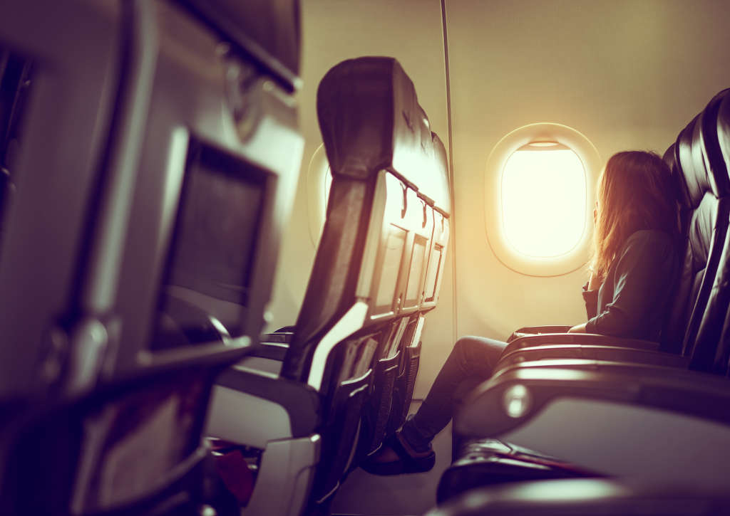 Here's How To Increase Your Odds of a Plane Row To Yourself