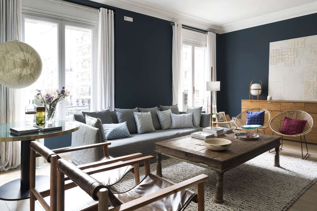 A Designing Couple's Barcelona Home Is Drop-Dead Gorgeous