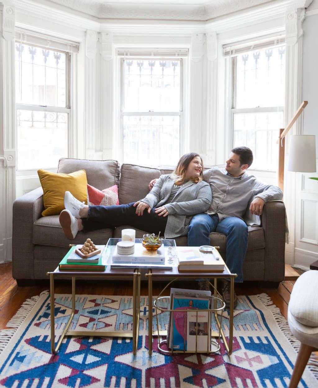 Home Tour Brooklyn Apartment: Brooklyn Home Tour: Man Repeller's Emily Zirimis