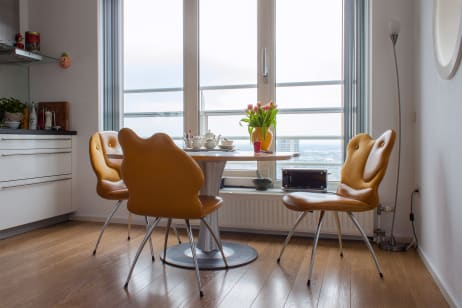 Beau House Tour: A Minimal U0026 Modern Dutch Home With A View   Apartment Therapy